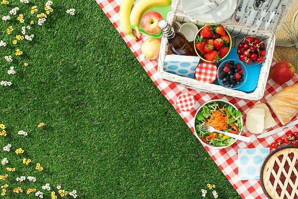 3 Course Meal Plan - Modern American Picnic