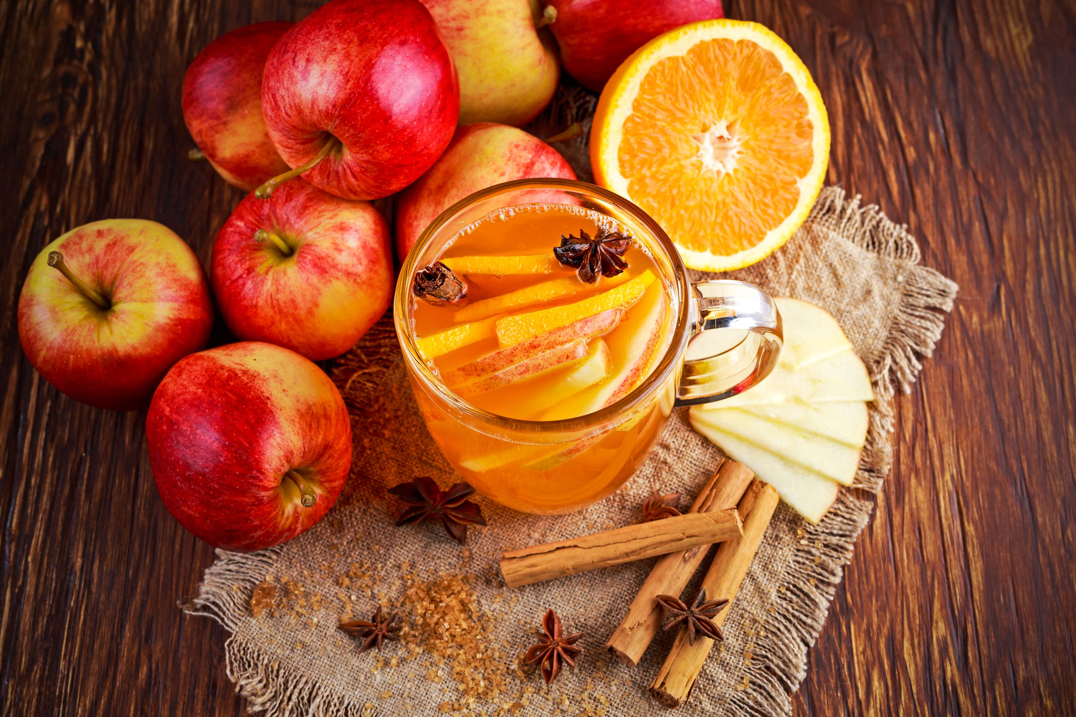 Mulled Apple Cider Recipe | CHEFBear.net