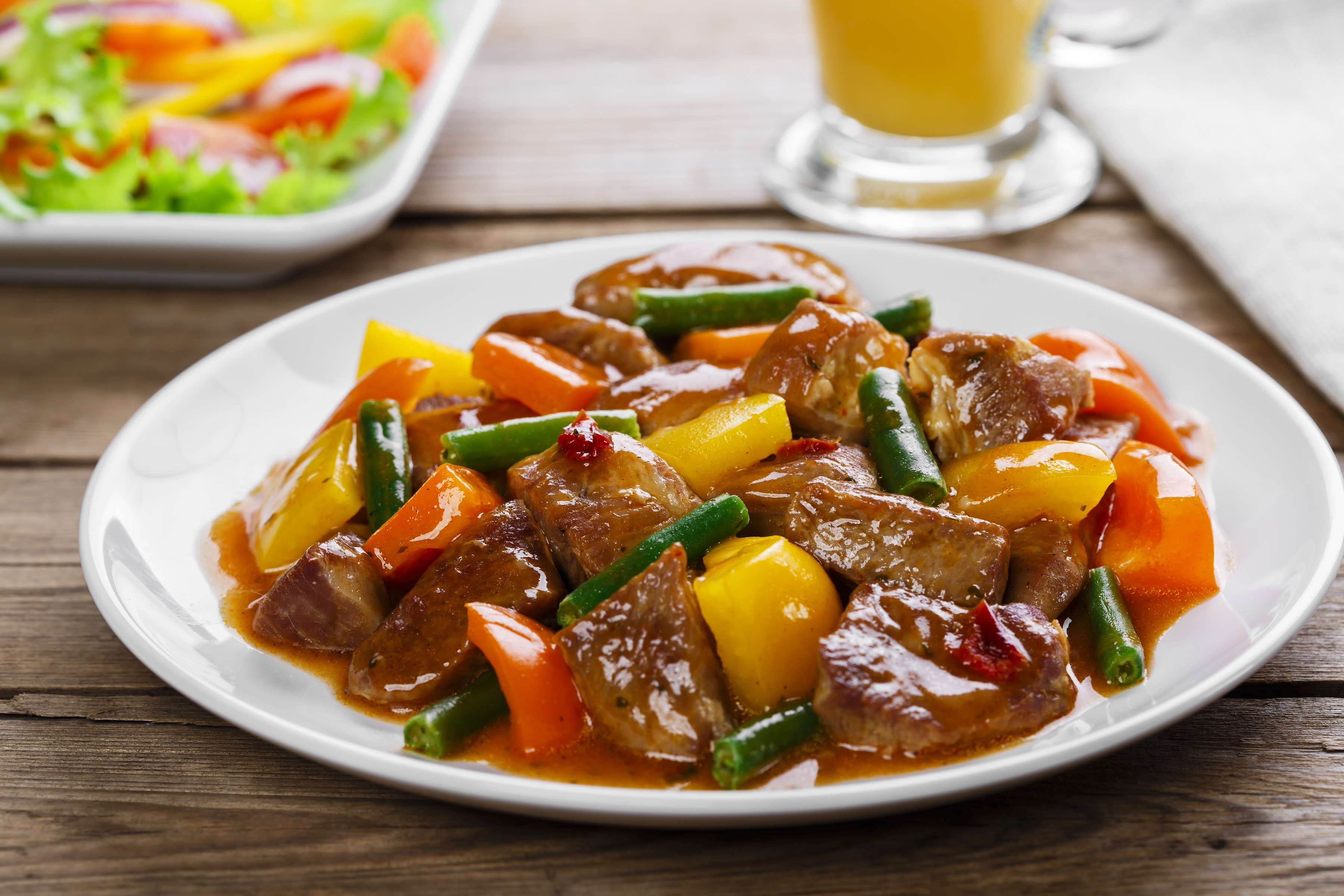Multi-Vegetable Beef Stew Recipe | RecipeSavants.com