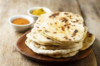 Naan – Indian Flat Bread Recipe
