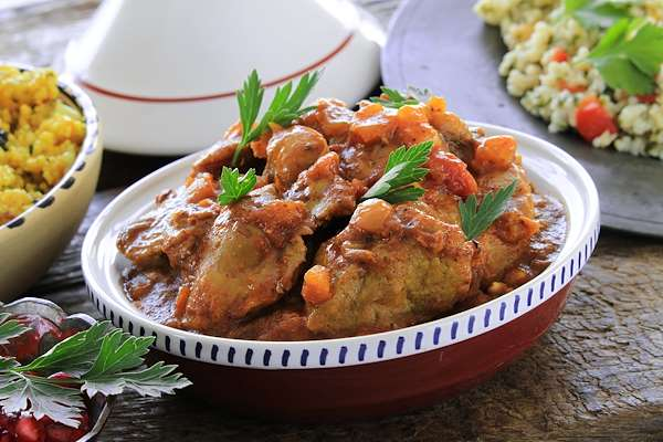 North African Lamb Tagine Recipe