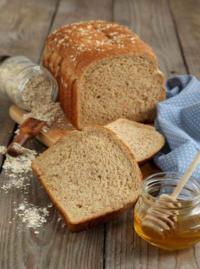 Not Just Another Whole Wheat Bread Recipe