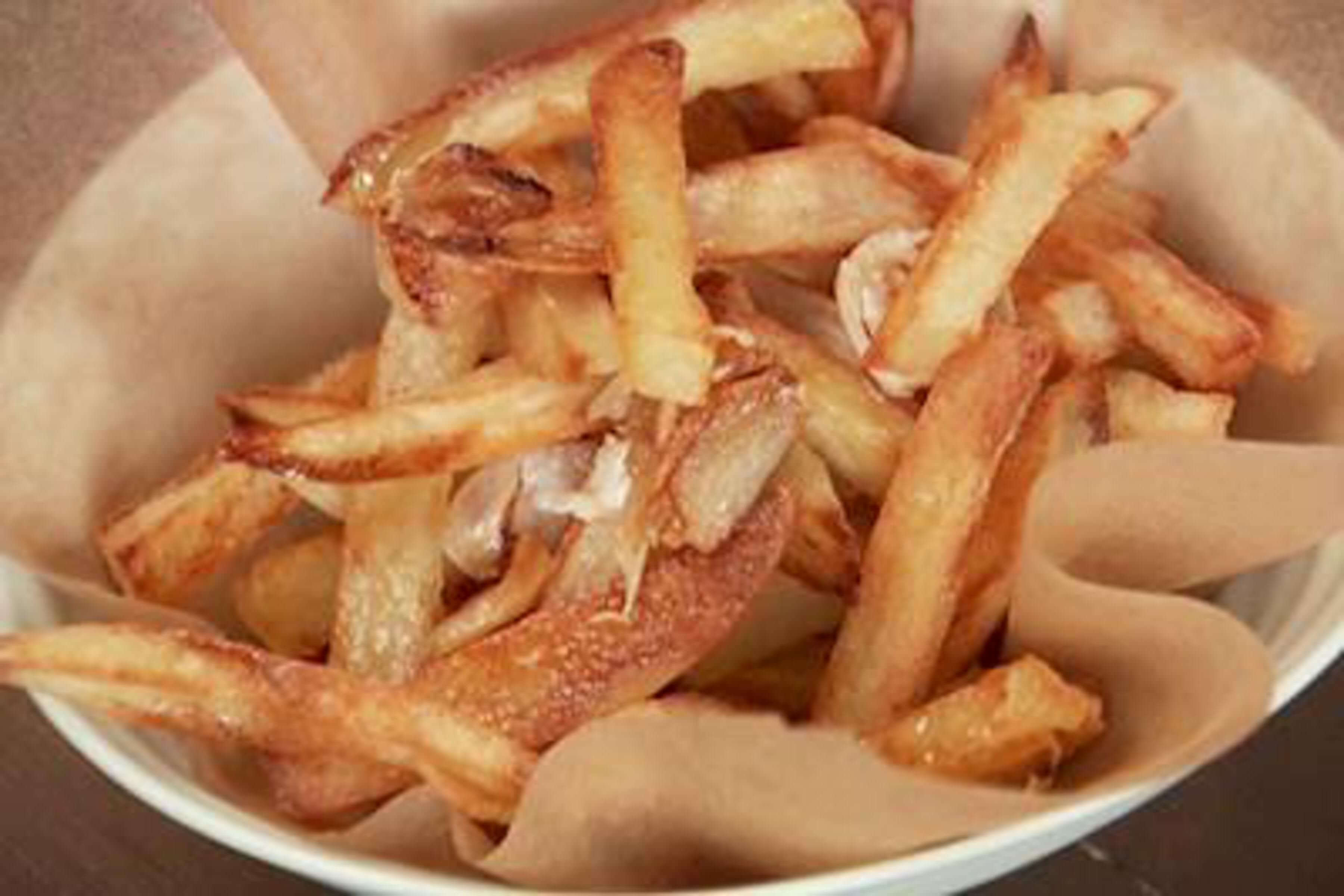 Olive Oil Oven Fries Recipe