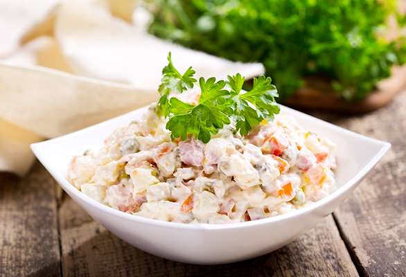 RecipeSavants - Olivier Salad