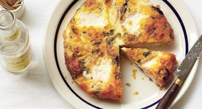 Onion Frittata Recipe