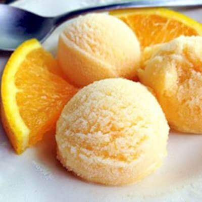 Orange Sherbet Recipe