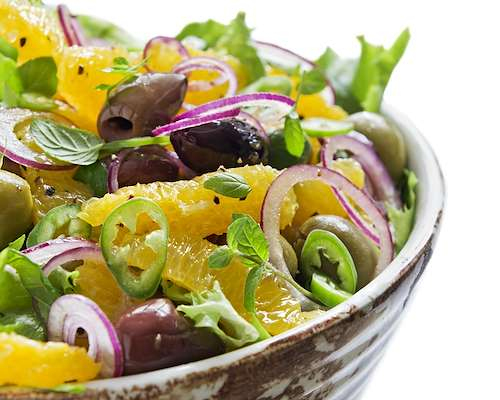RecipeSavants - Orange And Red Onion Salad
