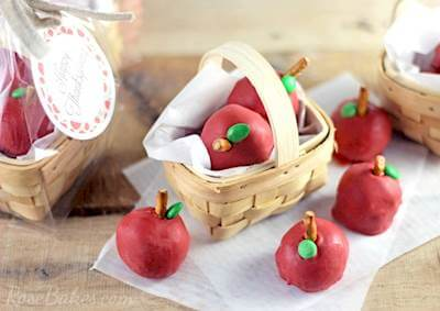 Oreo Cookie Apples Recipe