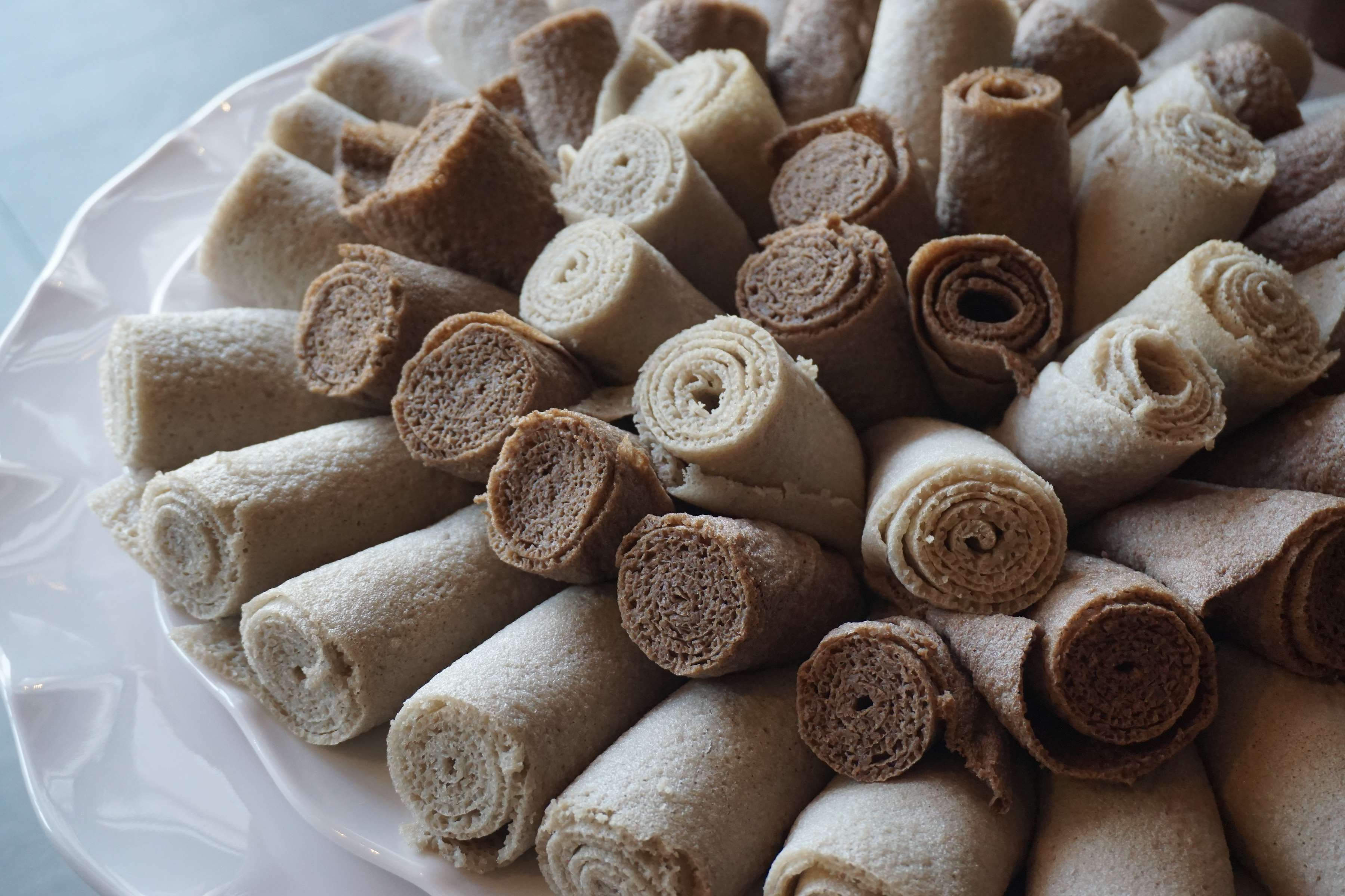 Original Injera Recipe | RecipeSavants.com