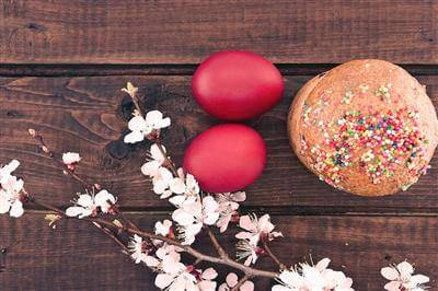 3 Course Meal Plan - Orthodox Easter Brunch