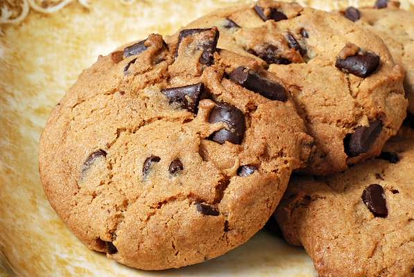 Orginal Recipe For Overnight Chocolate Chunk Cookies - easy American recipe easy Eggs recipe