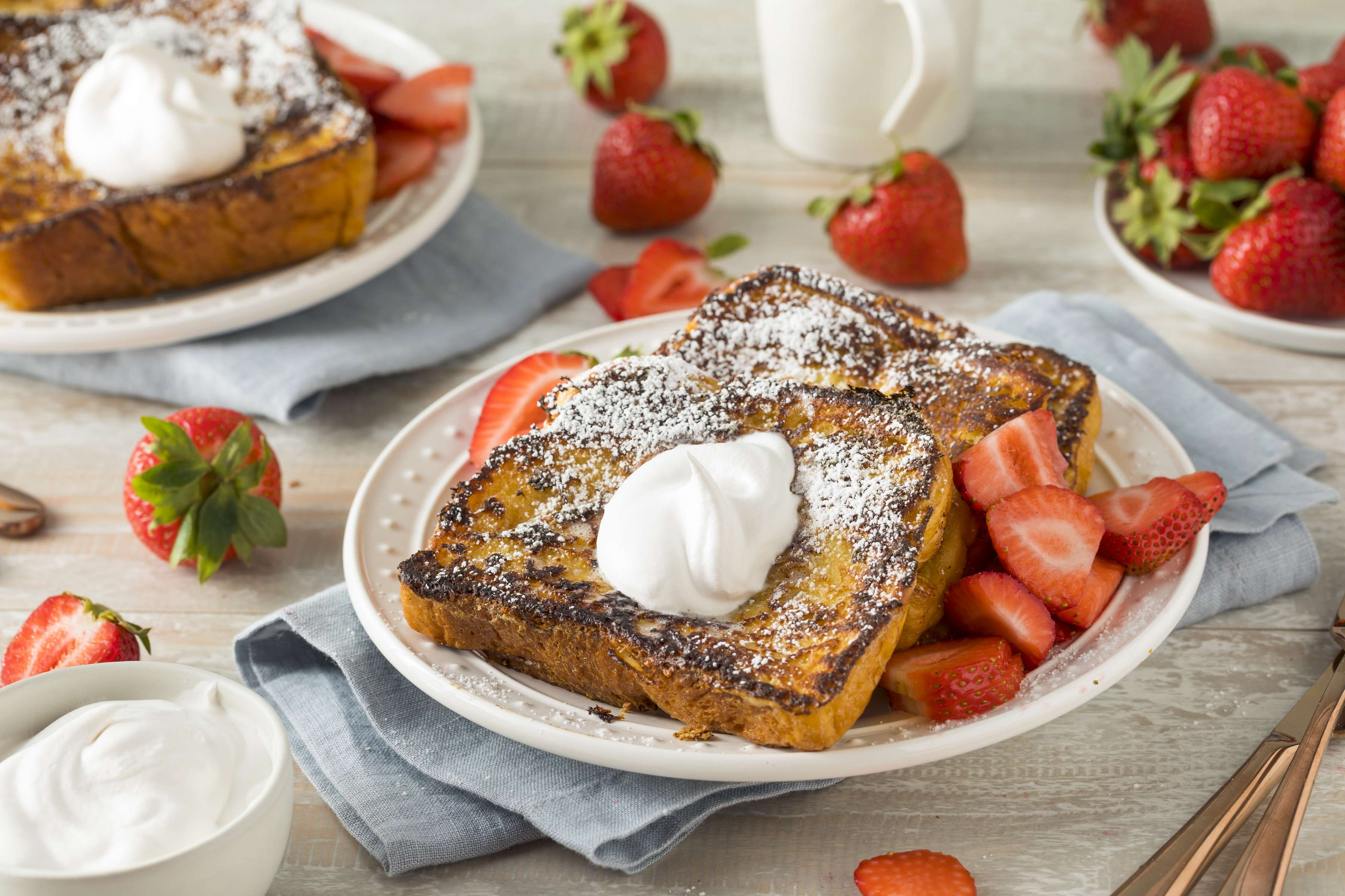 Overnight French Toast (Pain Perdu) Recipe