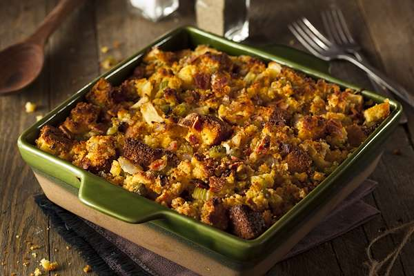 Recipe Savants - New England Oyster Stuffing