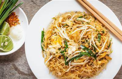 Pad Thai Noodles Recipe