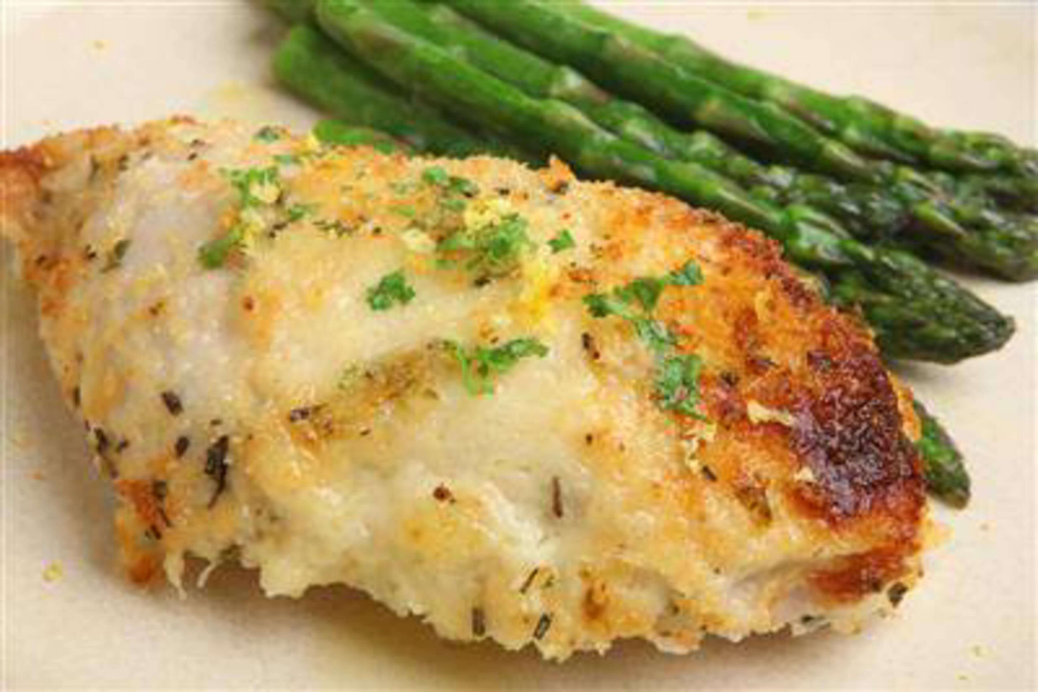 Parmesan Chicken Breasts Recipe | RecipeSavants.com