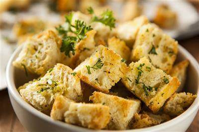Parsley Croutons Recipe