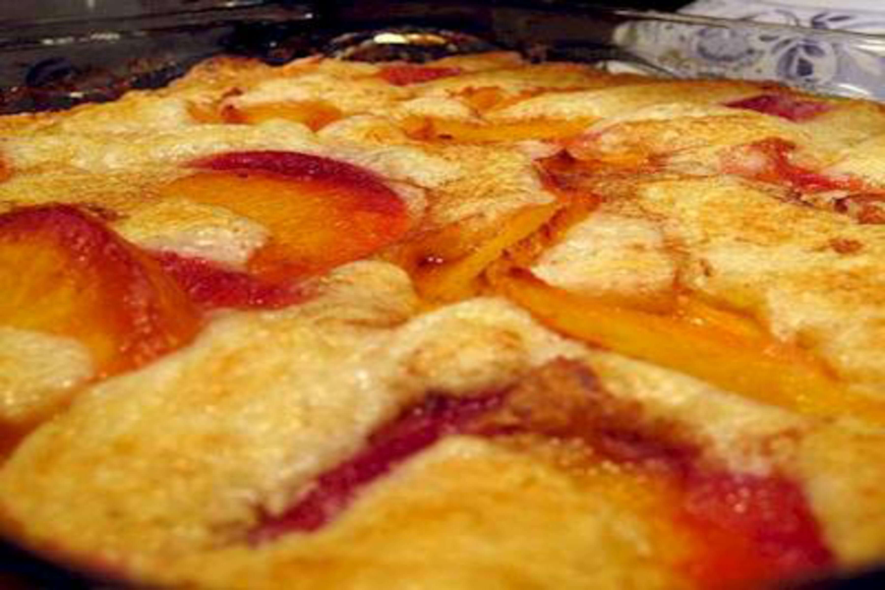 Peach Cobbler Recipe | RecipeSavants.com