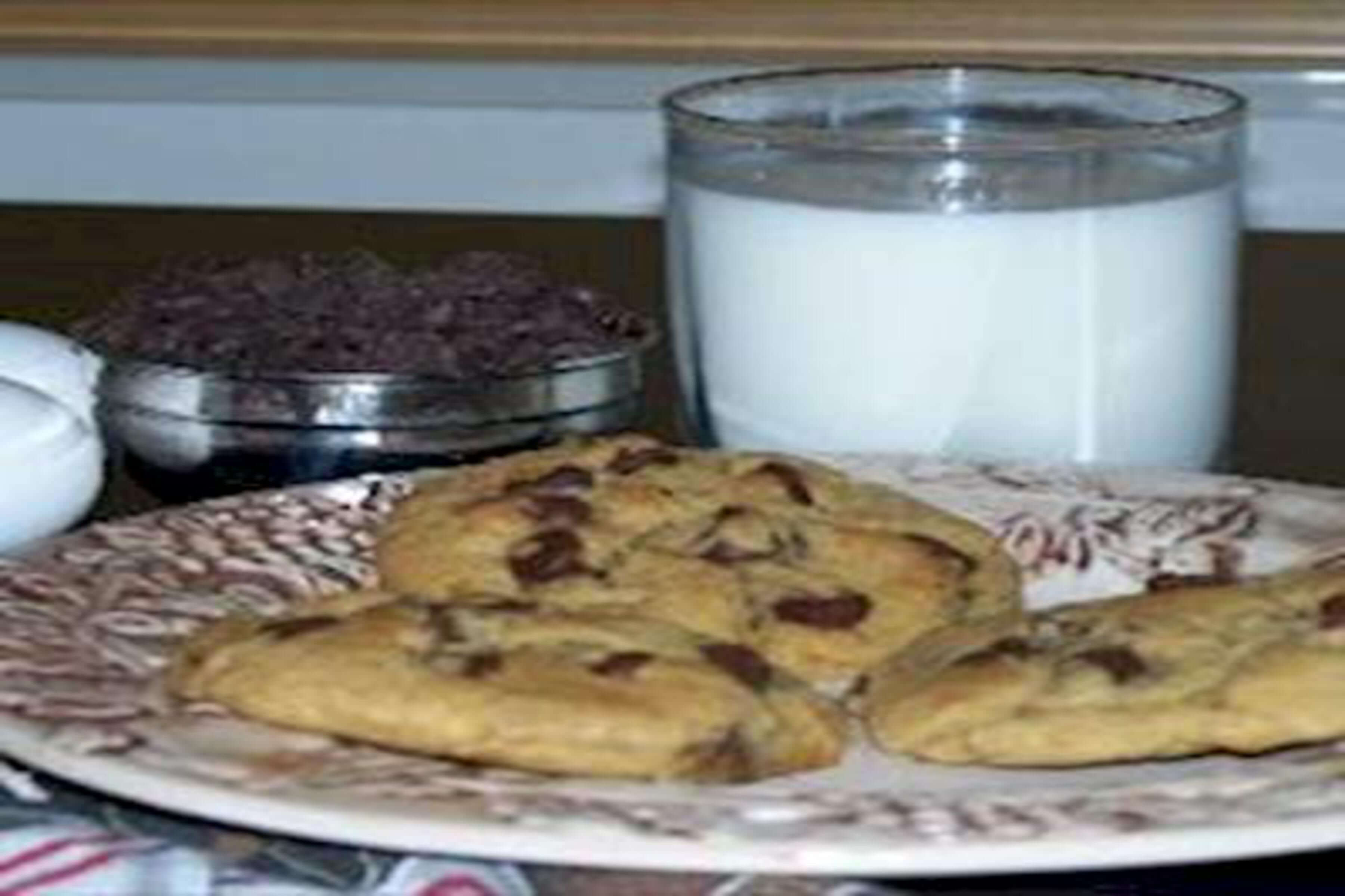 Pecan And Chocolate Chip Cookies Recipe