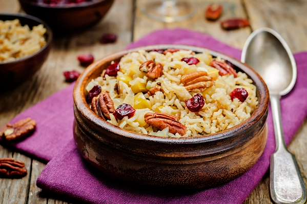 pecan pilaf Recipe Of The Day