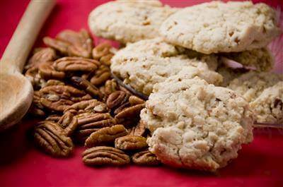 Pecan Sandie Cookies Recipe