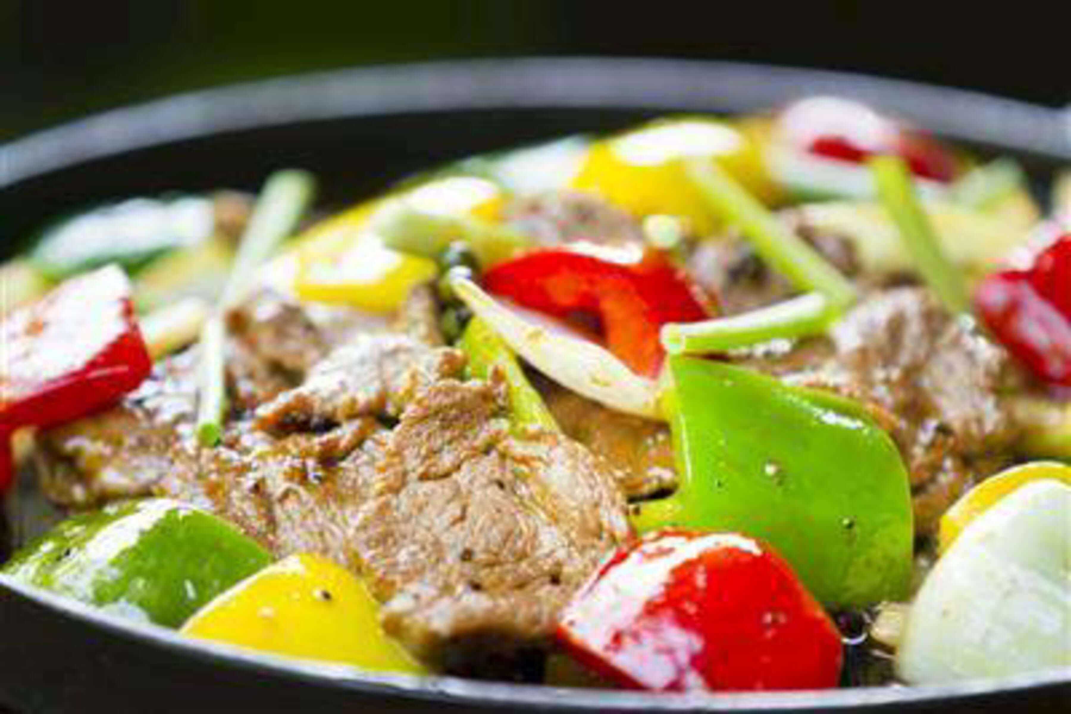 Pepper Steak Recipe | RecipeSavants.com