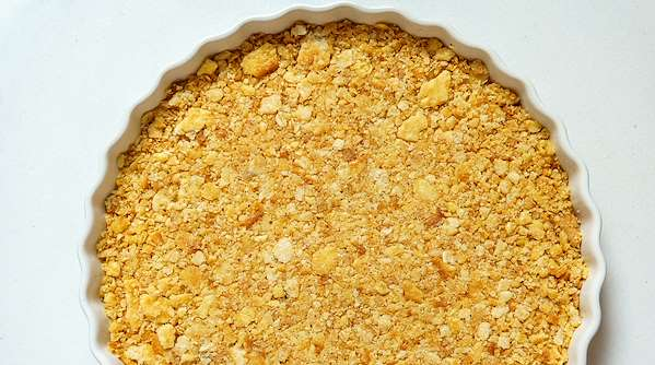 Perfect Graham Cracker Crust Recipe