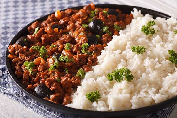 Orginal Recipe For Picadillo - easy European recipe easy Beef recipe