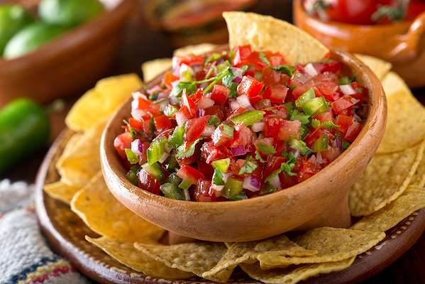 Confident Kitchen Meal Plans - Pico De Gallo