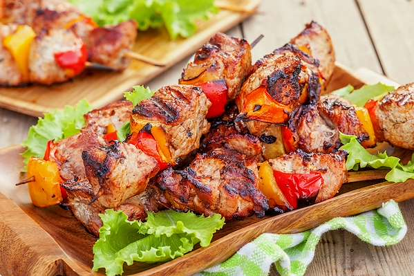 Pork Kabobs Recipe