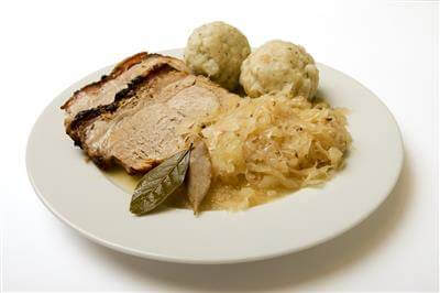 Pork Roast & Sauerkraut Recipe