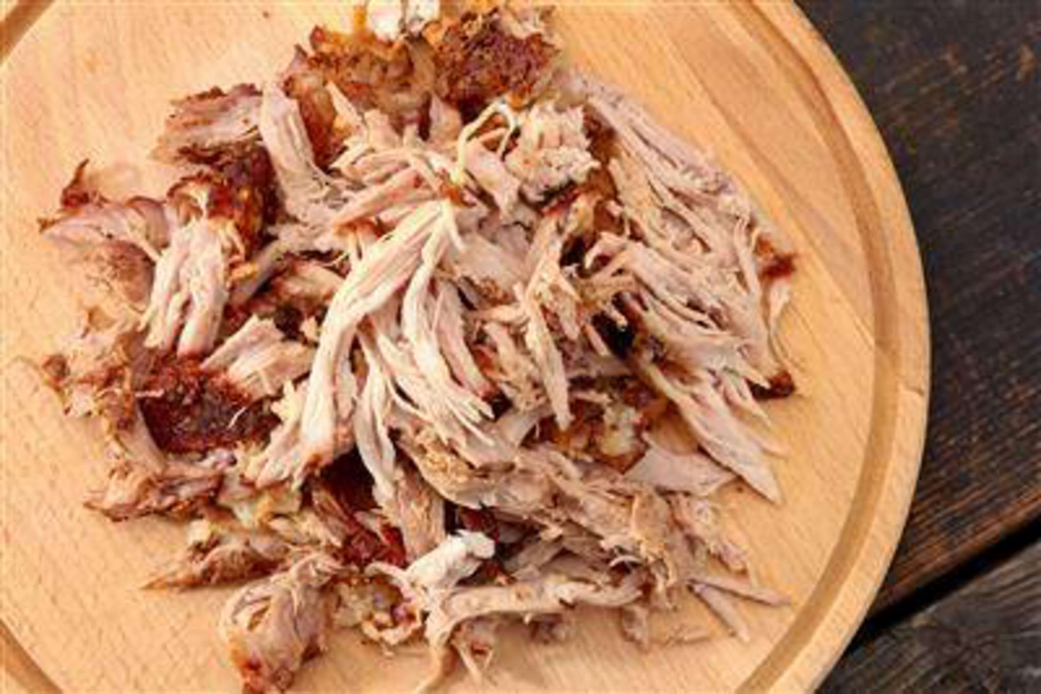 Pressure Cooker Barbeque Pork Recipe | RecipeSavants.com
