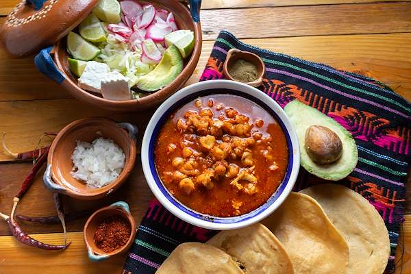 Recipe Savants - Pressure Cooker Pozole