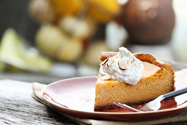 ChefBear Complete Meals - Pumpkin Cheesecake