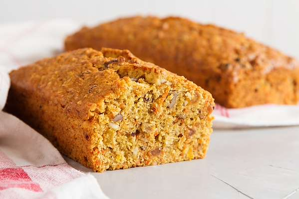 Quick Carrot Bread Recipe