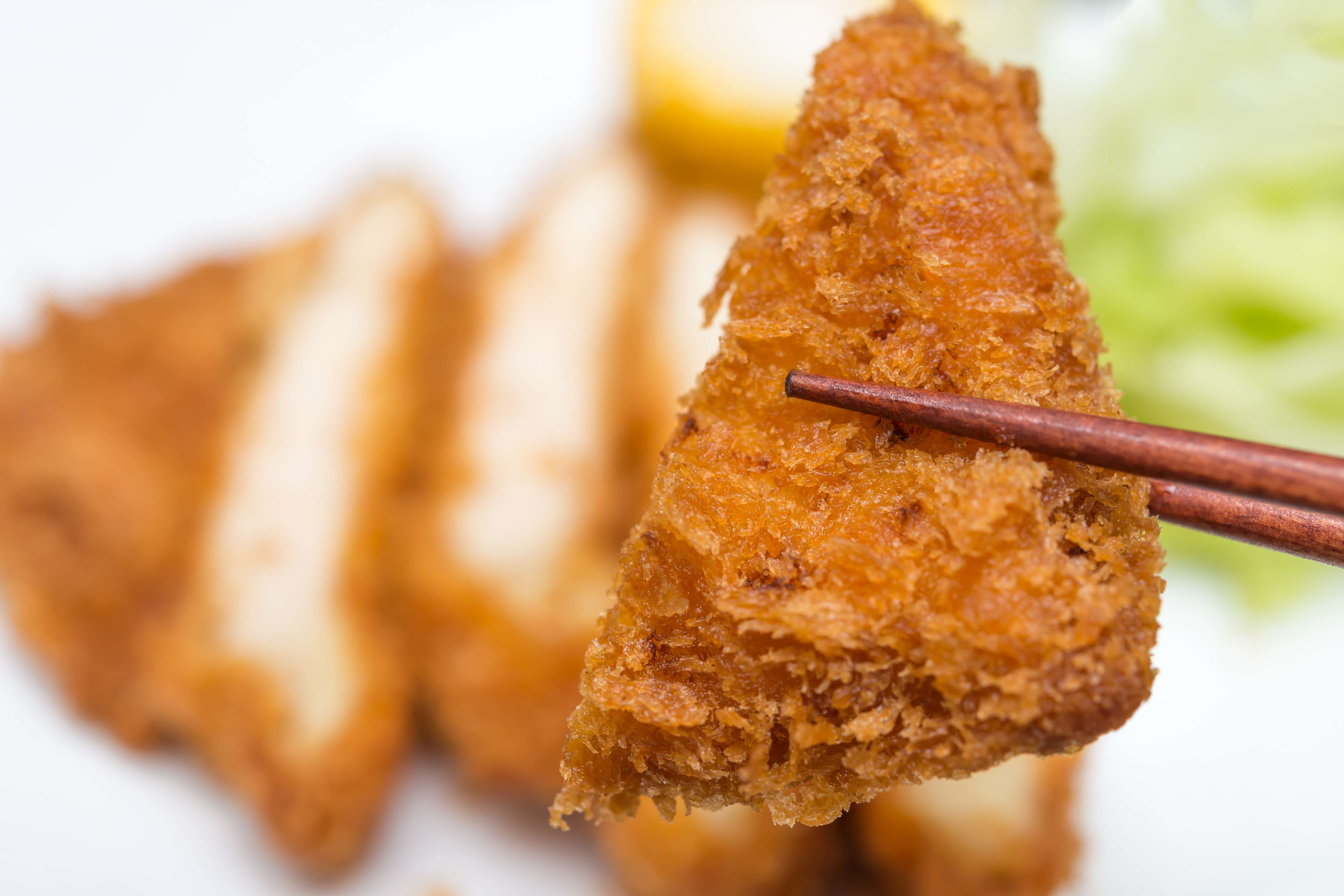 Quick Chicken Katsu Fingers Recipe | RecipeSavants.com