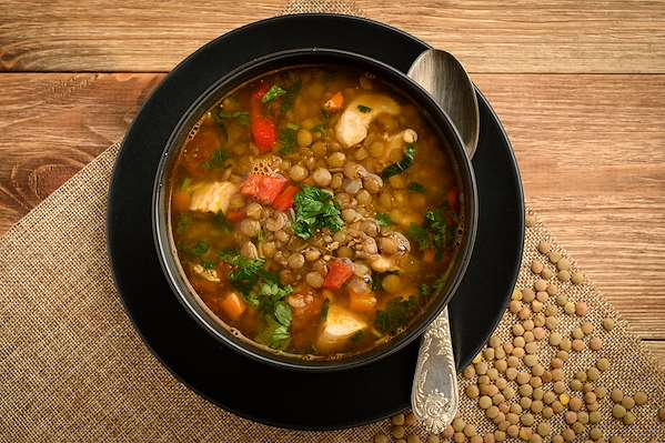 Quick Lentil Stew Recipe