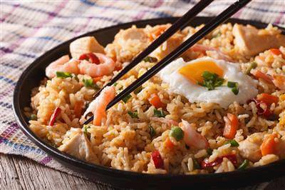 Quick Nasi Goreng Recipe