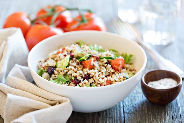 Quinoa & Parsley Salad Recipe
