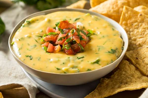 Real Cheese Queso Recipe