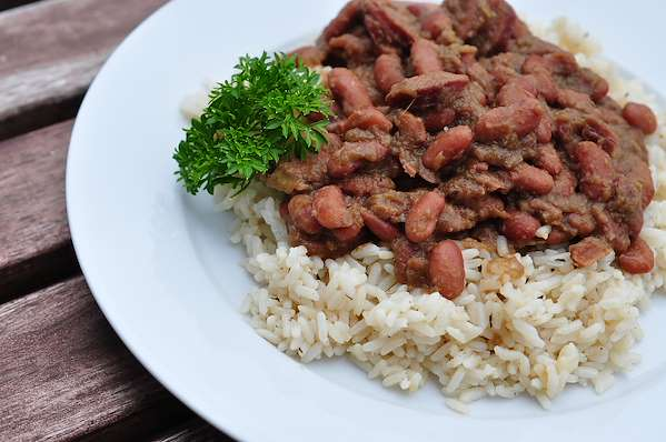 ChefBear Complete Meals - Red Beans And Rice