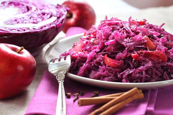 Red Cabbage With Red Wine Recipe