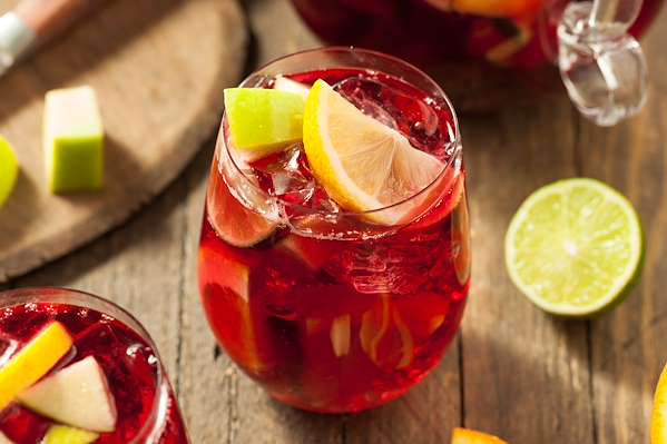 red sangria Recipe Of The Day