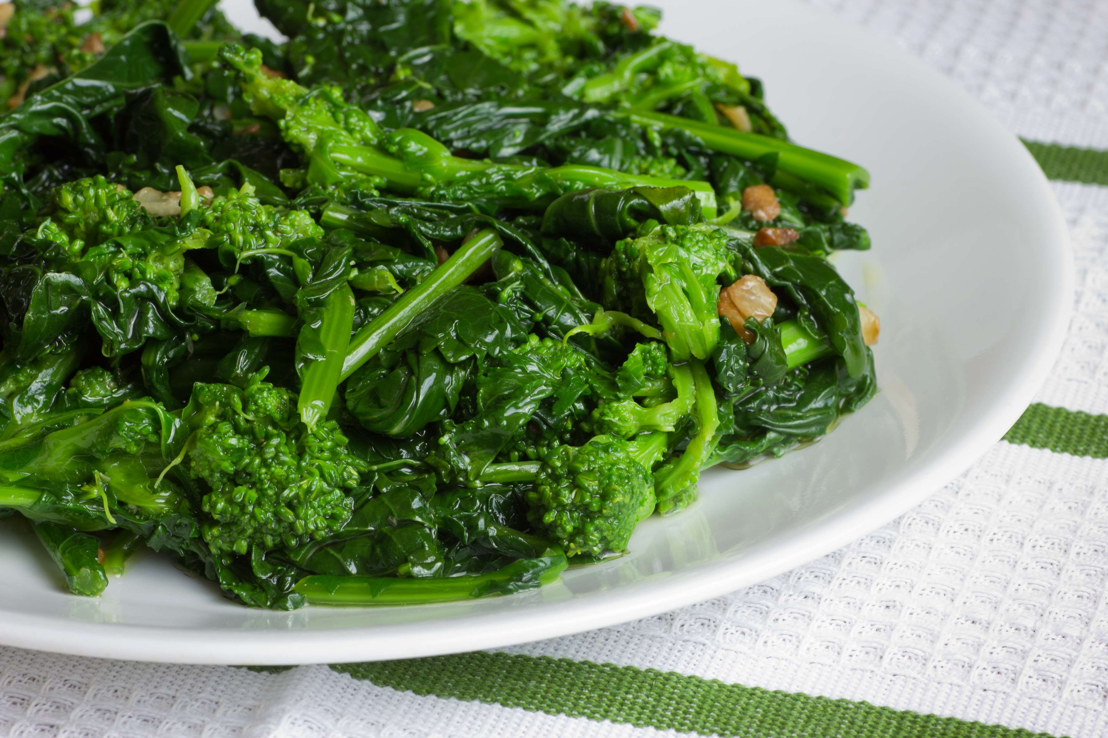 Roast Italian Broccoli Rabe & Veggies Recipe | RecipeSavants.com