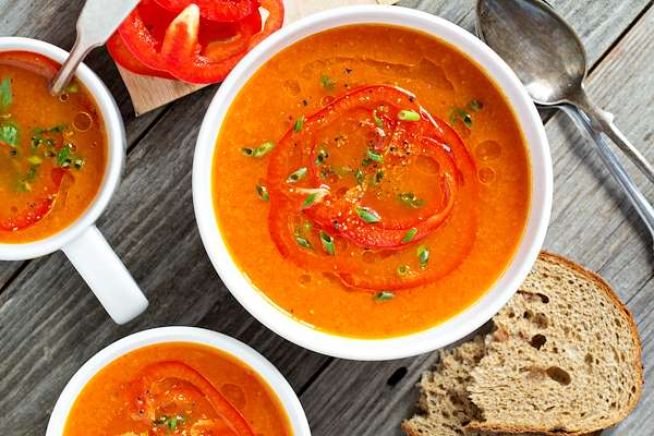 Bell Pepper Soup Recipe