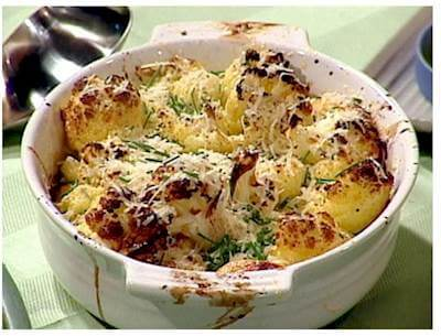 Roasted Cauliflower Recipe