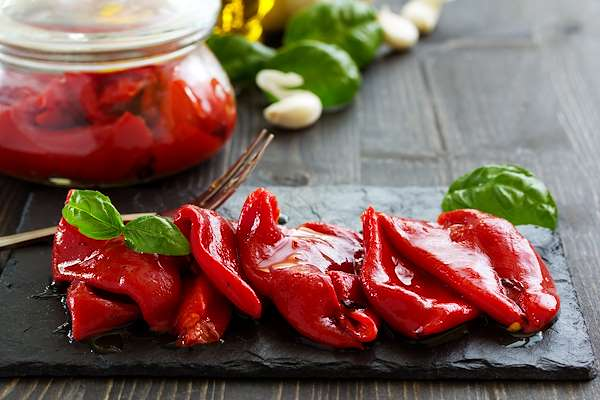 Recipe Savants - Roasted Peppers
