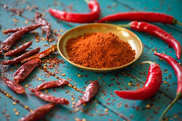 Robust Chili Powder Recipe