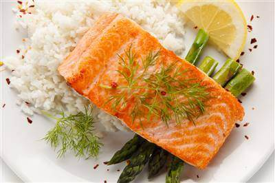Recipe Savants - Salmon Steaks With Dill Butter