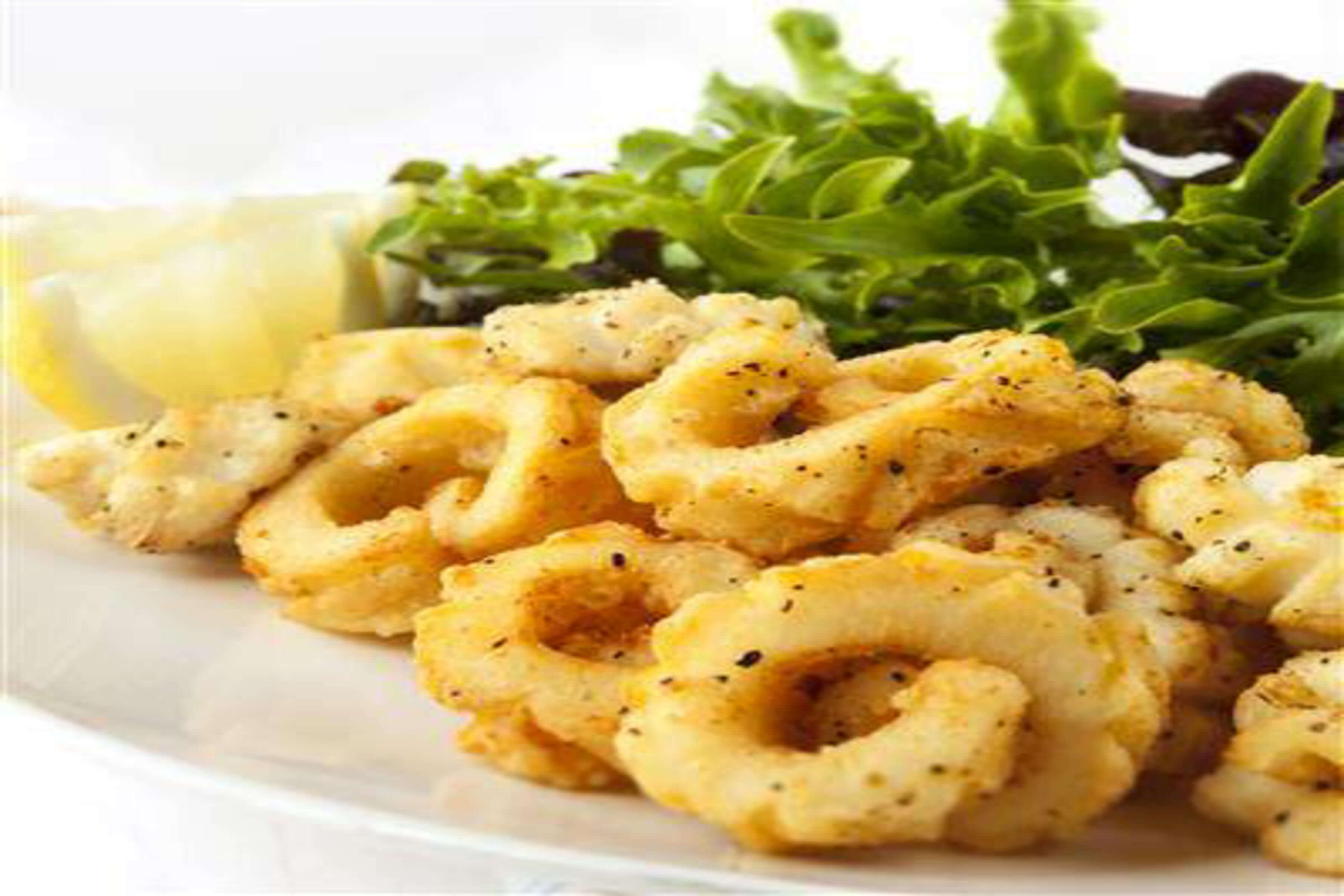 Salt and Pepper Squid Recipe | CHEFBear.net