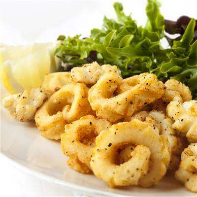 ChefBear Complete Meals - Salt and Pepper Squid